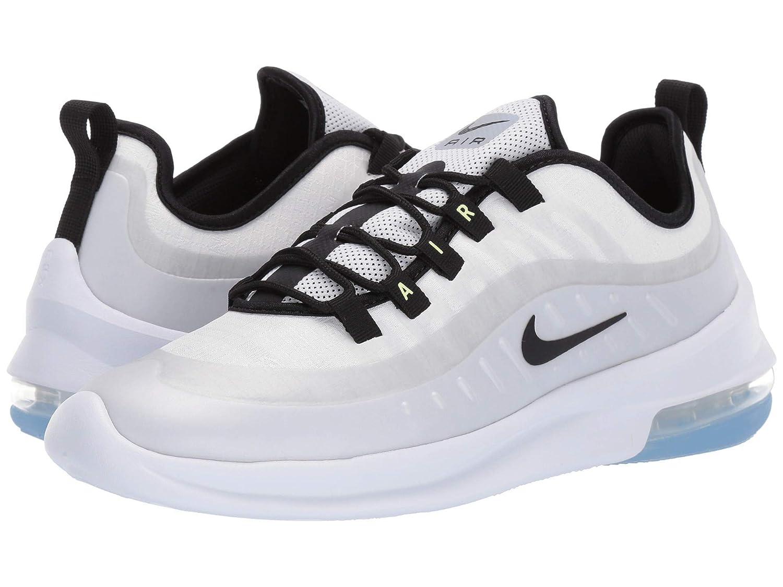[ナイキ] メンズランニングシューズスニーカー靴 Air Max Axis Premium [並行輸入品] B07P8SBLMB White/Black/Aluminum/Barely Volt 27.0 cm D 27.0 cm D White/Black/Aluminum/Barely Volt