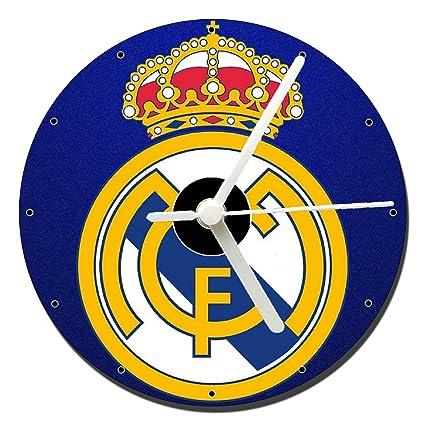 Real Madrid c.f. D Reloj CD Reloj 12 cm