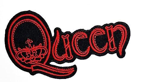 Red Queen Rock Banda de música Heavy Metal Logotipo de Punk ...