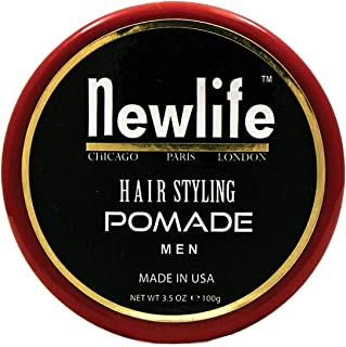 product image for Pomade for Ultra Shine & Hold, 3.5 fl oz - Castor Oil Enriched for Hair Growth, Strengthen Hair Roots