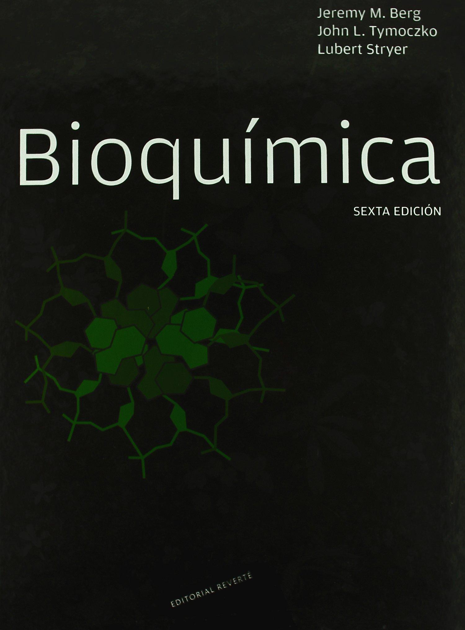 Pdf 7th edition lubert stryer biochemistry