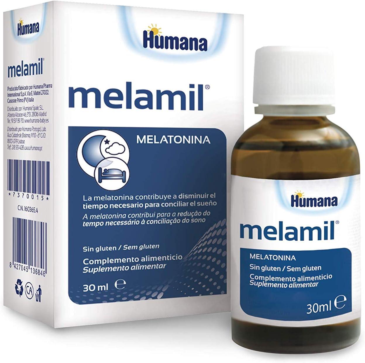 Melamil Suplemento Alimenticio 30 ml