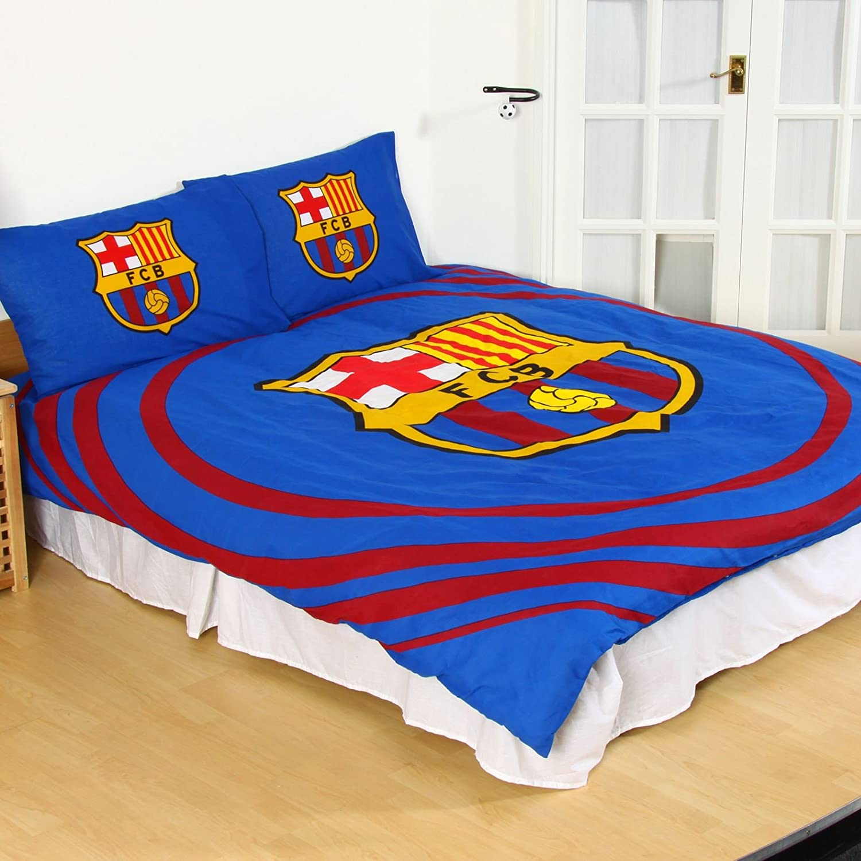 FC Barcelona Pulse Double Duvet Cover and Pillowcase Set