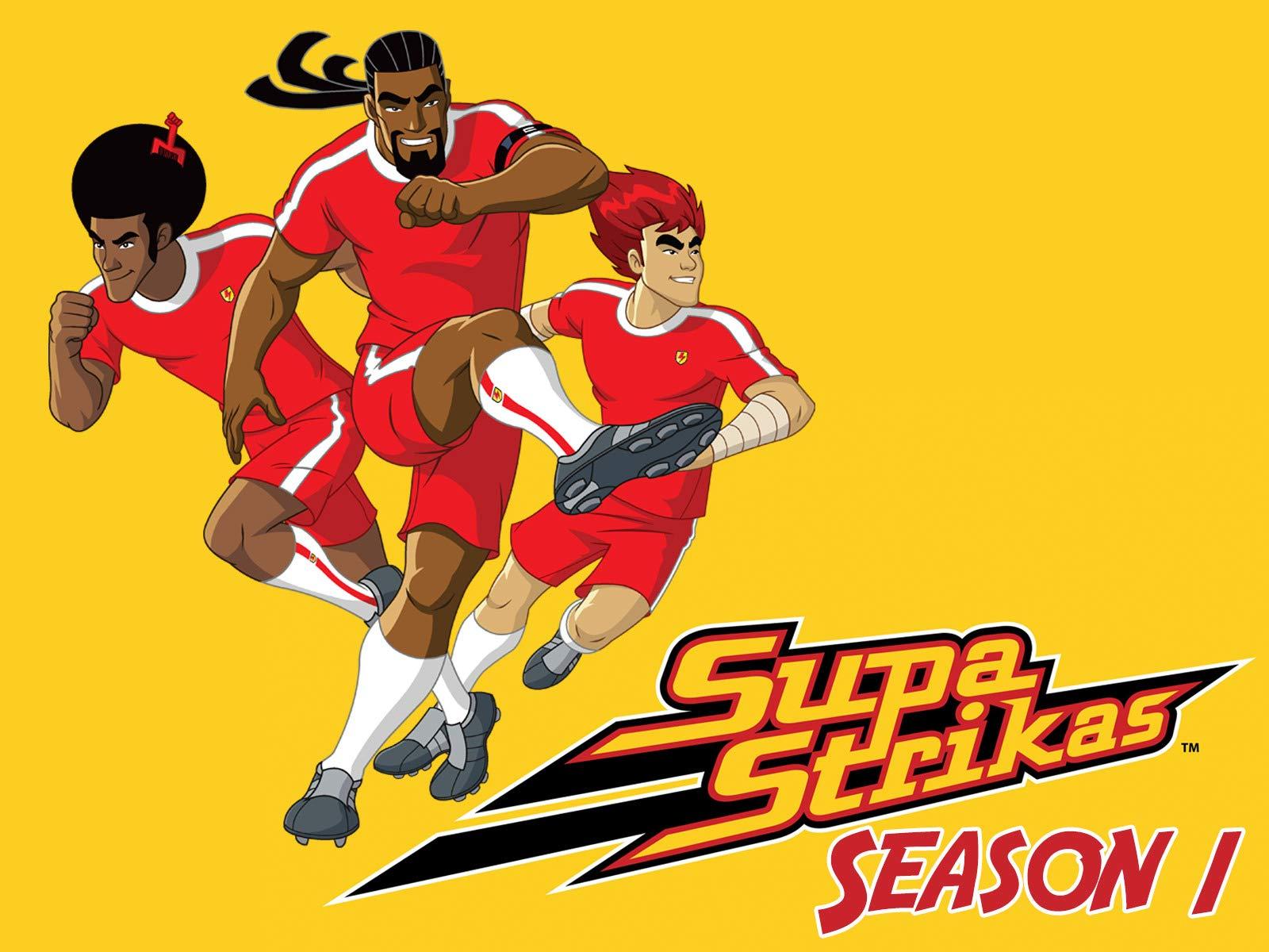 The Supa Strikas - Season 1