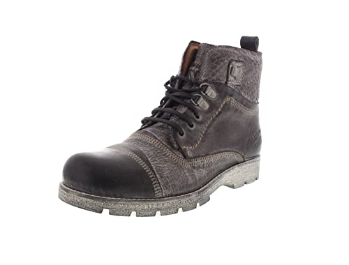 YELLOW CAB - Boots NEW GEAR Y15341 - black  Amazon.it  Scarpe e borse 802c2dc97f7
