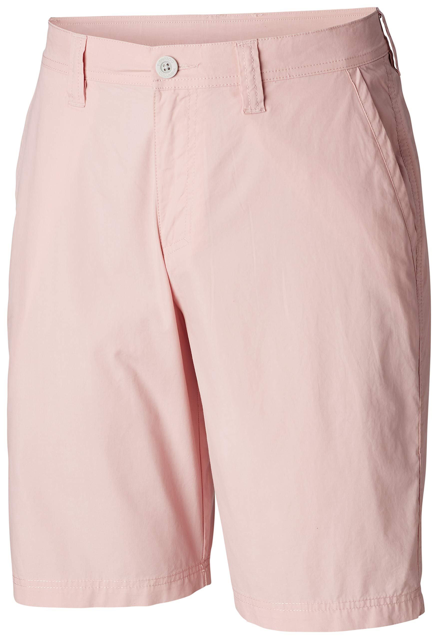 Columbia Men's Washed Out Chino Short, Rosewater, 36x8