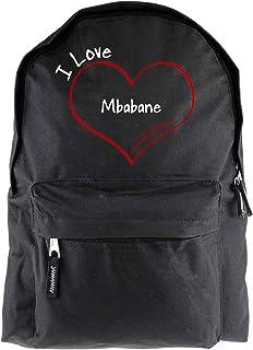 Sac à dos modern love mbabane noir