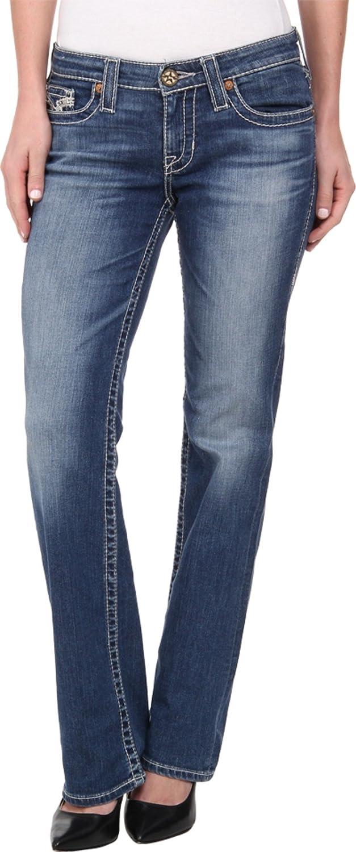 Big Star Women's New Hazel Boot in Murphy Murphy Jeans 25 X 31