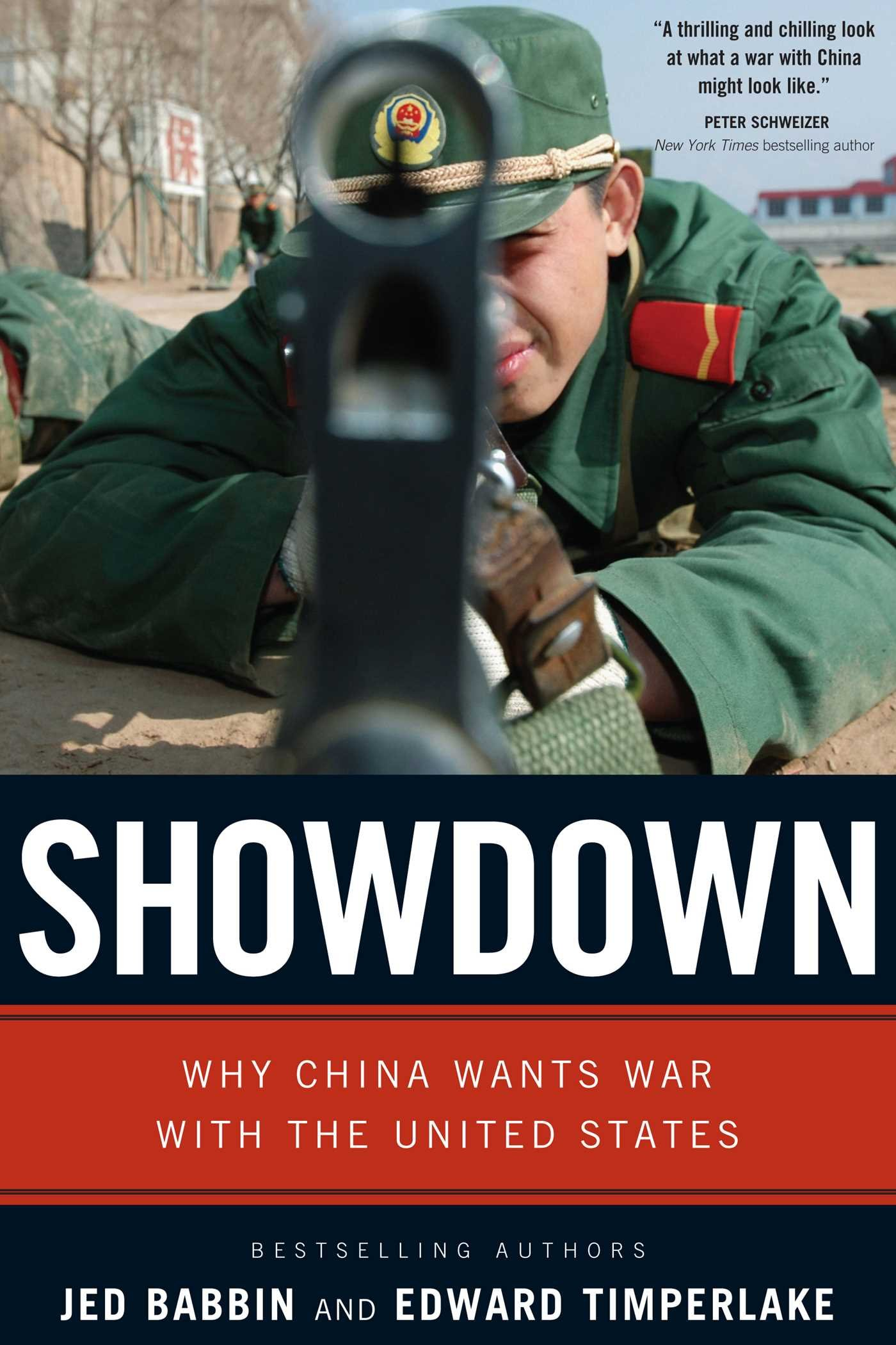 Showdown: Why China Wants War With the United States pdf