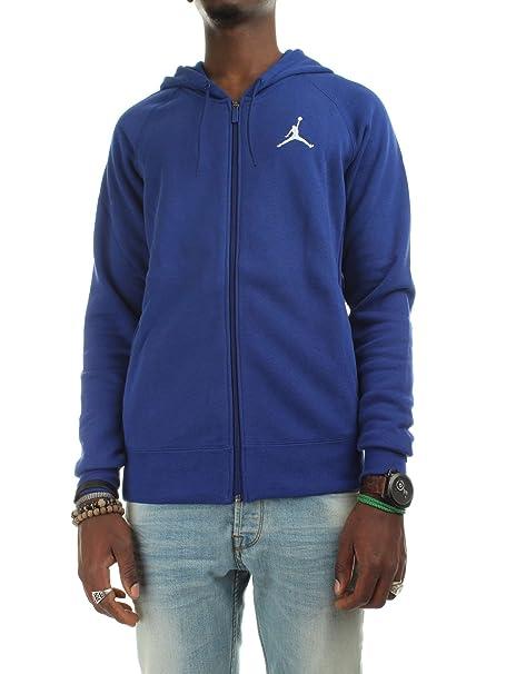 Jordan 823064-455 Sudaderas Hombre Azul 4XL: Amazon.es: Ropa y accesorios