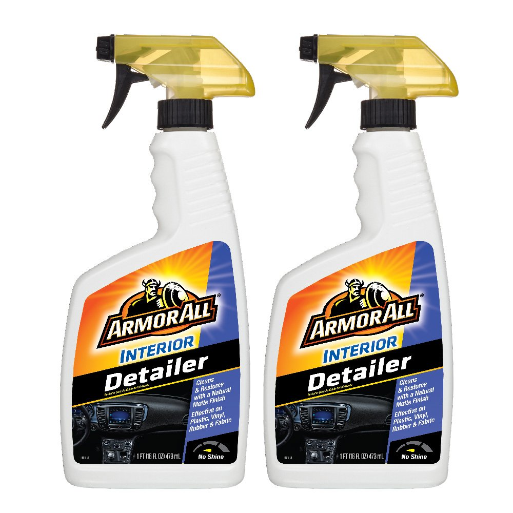 Armor All 18726 Interior Detailer, 32. Fluid_Ounces, 2 Pack