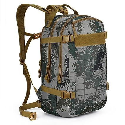d2eb6e1998bd AIIreadar Camping Hiking Backpack Military Tactical Bags Rucksack Backpacks  Army 07 digital Other