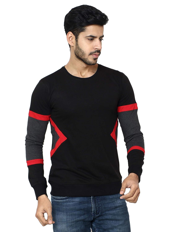 iCareMensCottonRegularFitT-Shirt