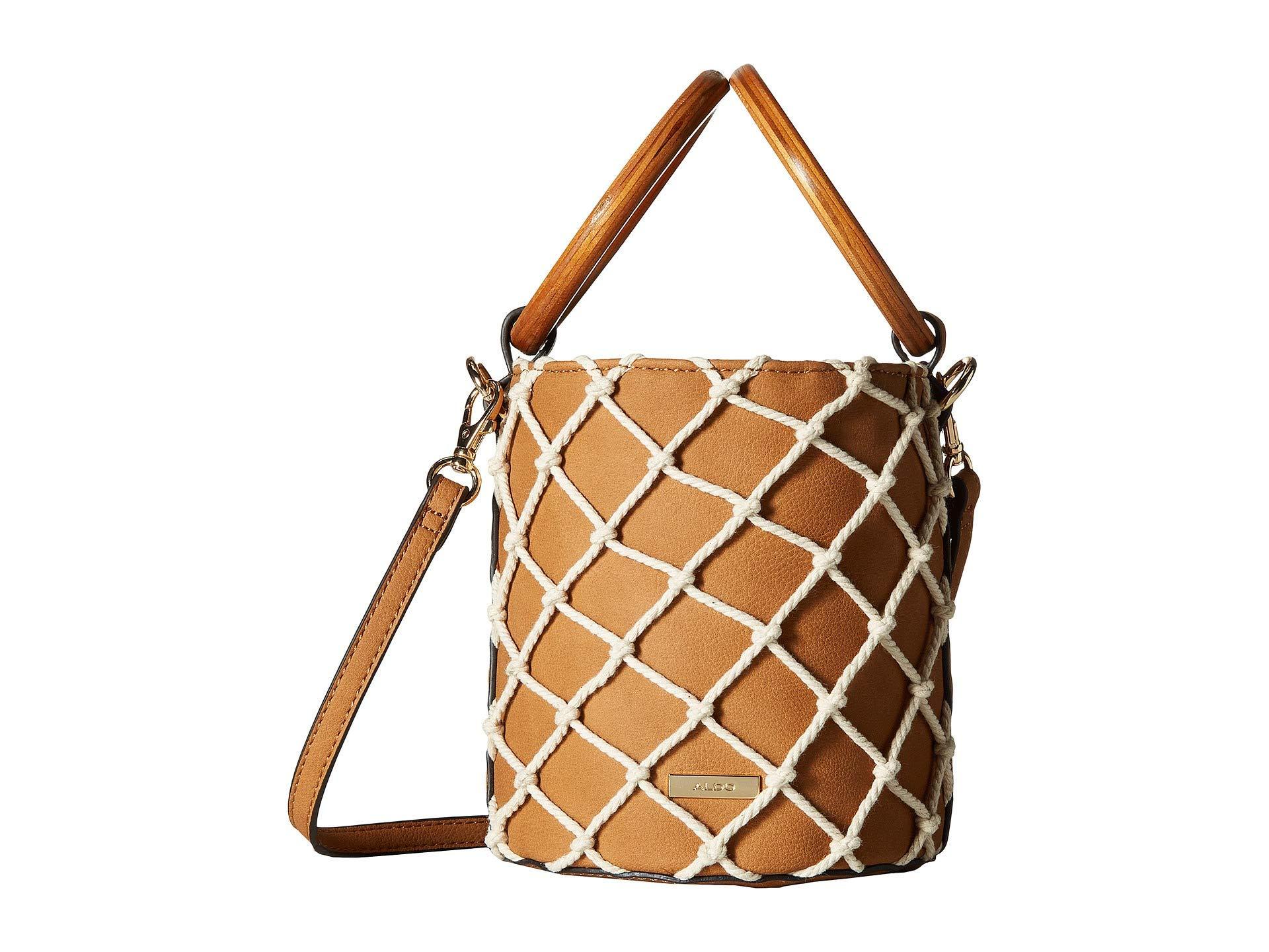 ویکالا · خرید  اصل اورجینال · خرید از آمازون · ALDO Women's Kardori Cognac One Size wekala · ویکالا