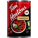 Tim Hortons Homestyle Beef Chili, Ready-to-Serve, 425g Can