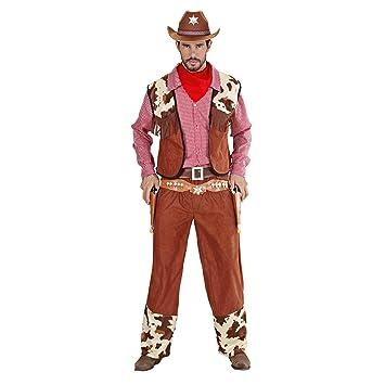 WIDMANN falksson Disfraz para Hombre Vaquero del Oeste de6dd2d77e9