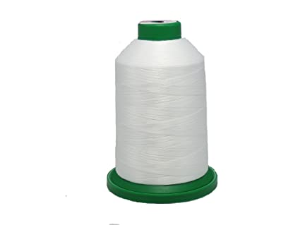 Amazon Isacord Embroidery Thread White Thread 5000m Color 0015
