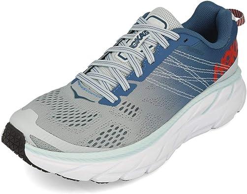 Hoka CLIFTON 6, Zapatillas de Running por Mujer: Amazon.es: Zapatos y complementos