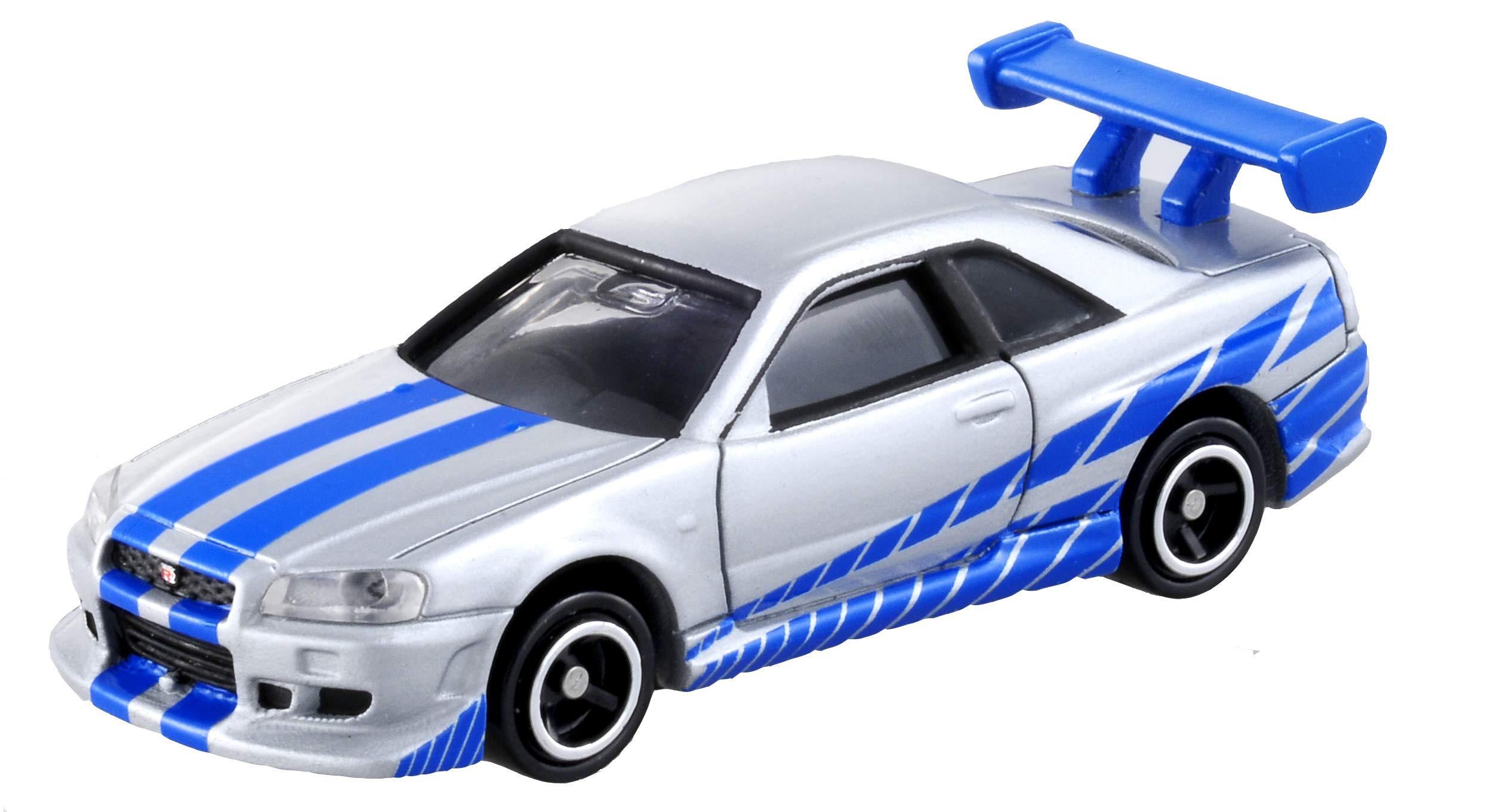 トミカ ドリームトミカ No.150  ワイルド・スピード BNR34 スカイライン GT-R