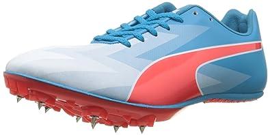 Puma Evospeed Sprint V6 Damen Sneaker Blau