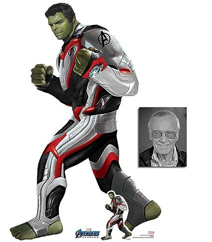 Amazon.com: Hulk Quantum Suit Marvel Avengers: Endgame ...