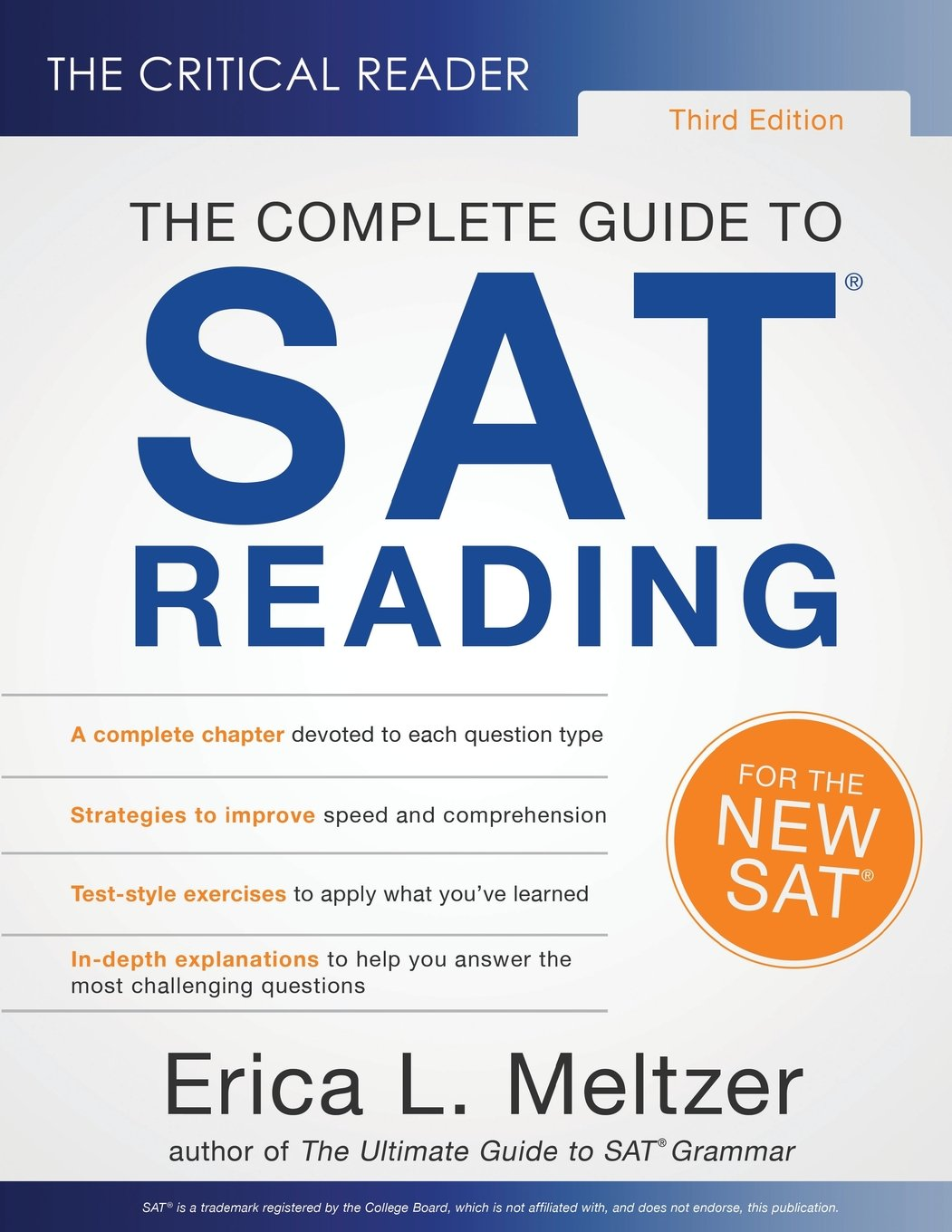 Workbooks kaplan sat critical reading workbook : The Critical Reader, 3rd Edition: The Complete Guide to SAT ...