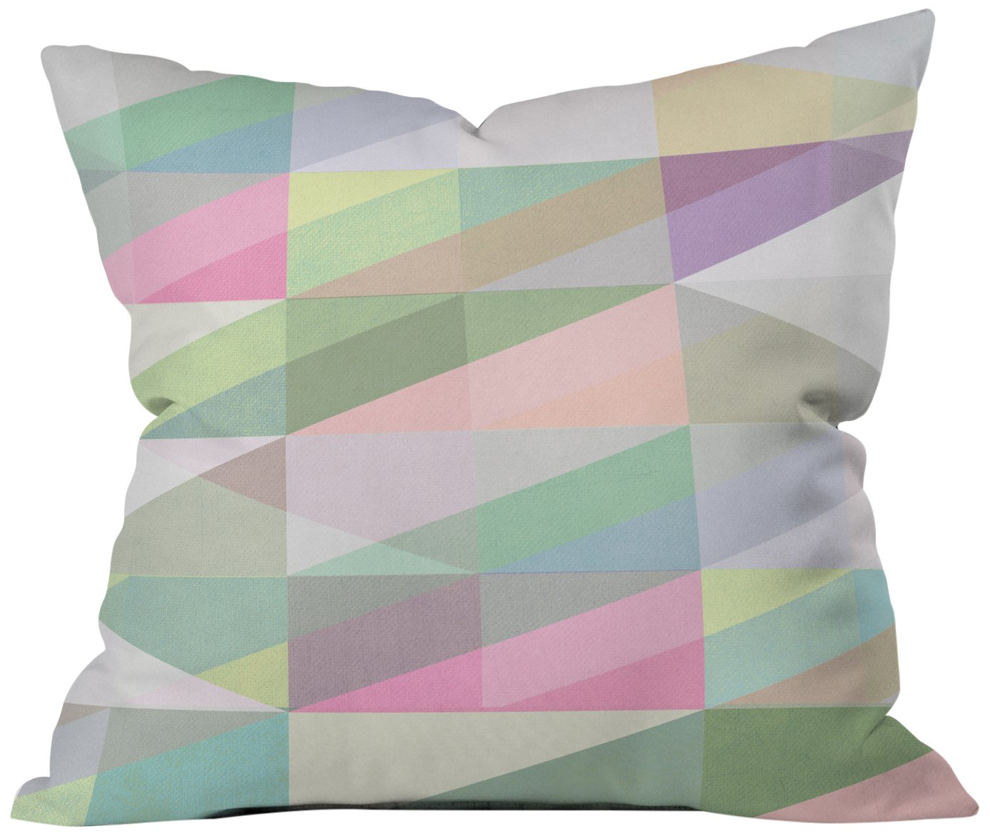 Deny Designs Mareike Boehmer Nordic Combination 31 A Throw Pillow 16 x 16