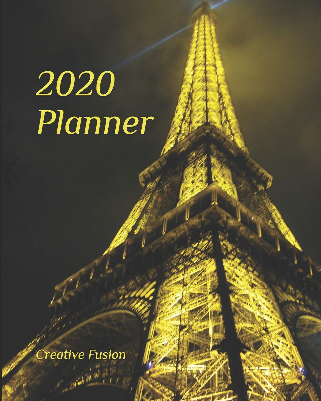 2020 Planner: Paris - 2020 Diary Planner - France 2020 book