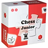 Chess Junior - Chess Set for Kids - Nominated for The Toy of The Year Awards 2020, Red