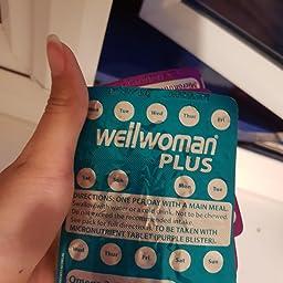 Amazon Co Uk Customer Reviews Vitabiotics Wellwoman Plus Omega 3