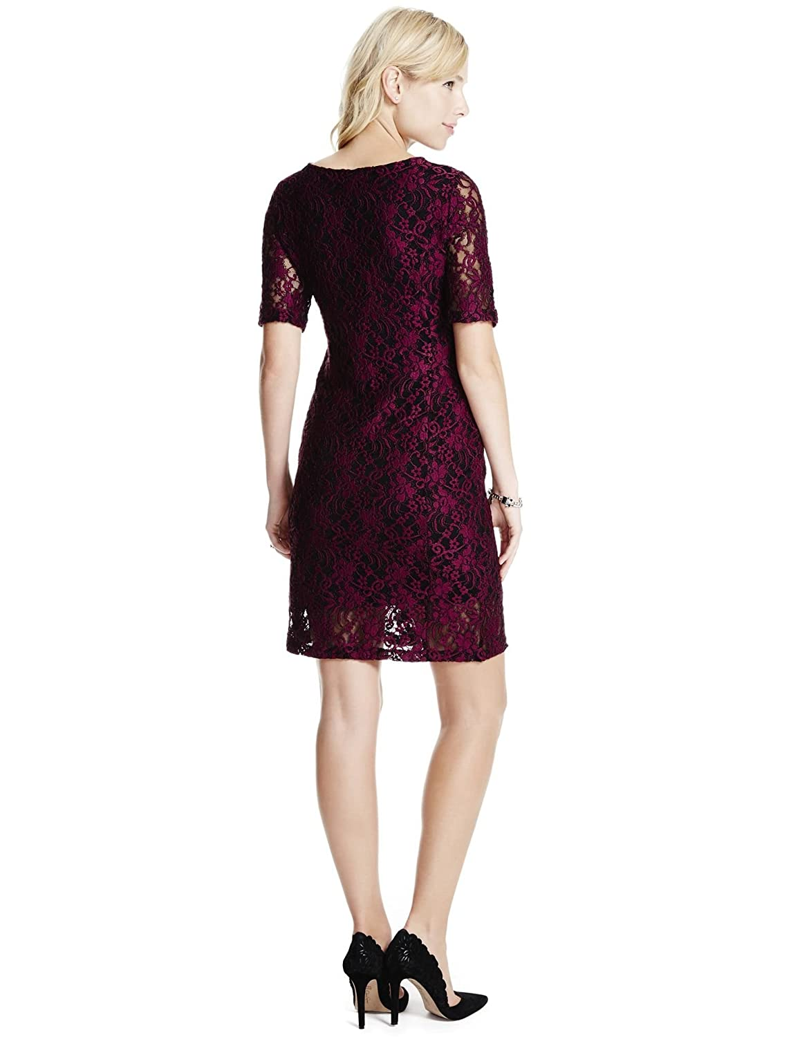 Jessica simpson lace maternity dress at amazon womens clothing store ombrellifo Gallery