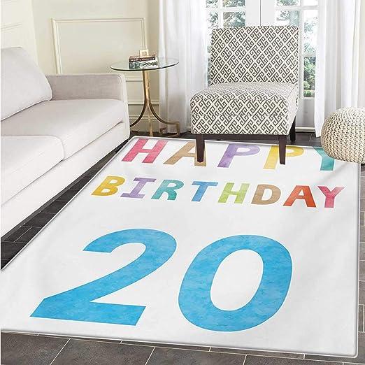 Alfombra para Puerta de Primer cumpleaños, diseño de ...