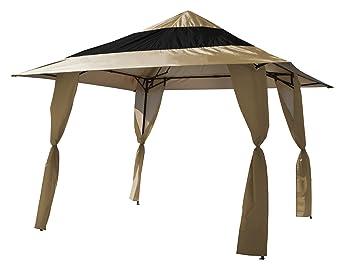 Veranda Instant Shelter Canopy Tent - Khaki  sc 1 st  Amazon.com & Amazon.com: Veranda Instant Shelter Canopy Tent - Khaki: Sports ...