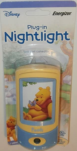 Amazon.com: Disney Winnie the Pooh Luz Nocturna: Baby