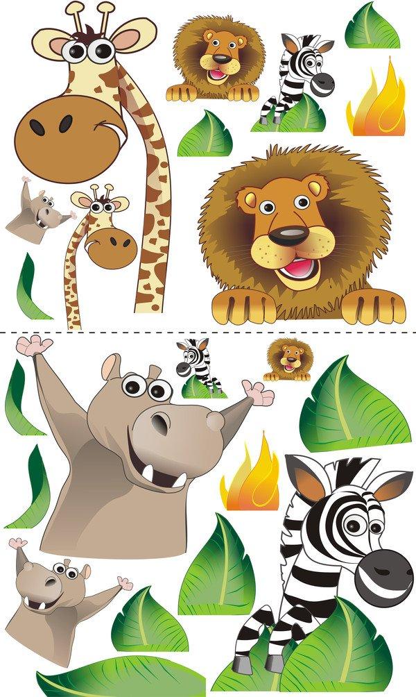 Best For Kids CHILDREN BED 90x200 no mattress - Zoo