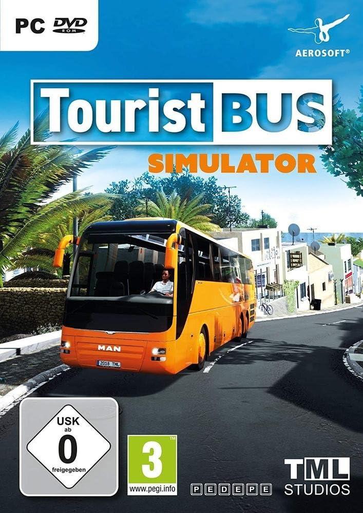 Tourist Bus Simulator (PC) (New): Amazon.es: Videojuegos