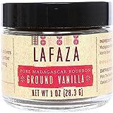 Lafaza Pure Ground Vanilla, 1 oz