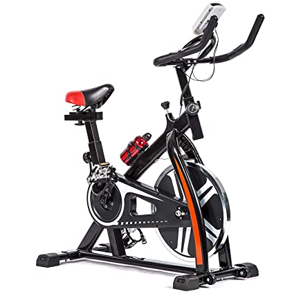 39436619af0 FDW Cycling Bike Exercise Bike Indoor Cycling Spin Bike Bicycle Cardio  Fitness Cycle Trainer Heart Pulse