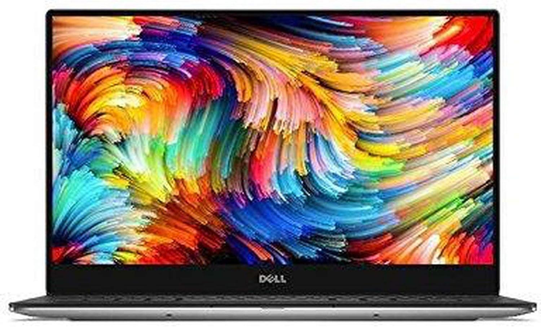 Newest Dell XPS 9360 FHD (1920 x 1080) 7th Generation Laptop Notebook PC (Intel Core i5-7200U, 8GB Ram, 128GB SSD, Camera, WiFi, Bluetooth) Windows 10 (Certified Refurbished)