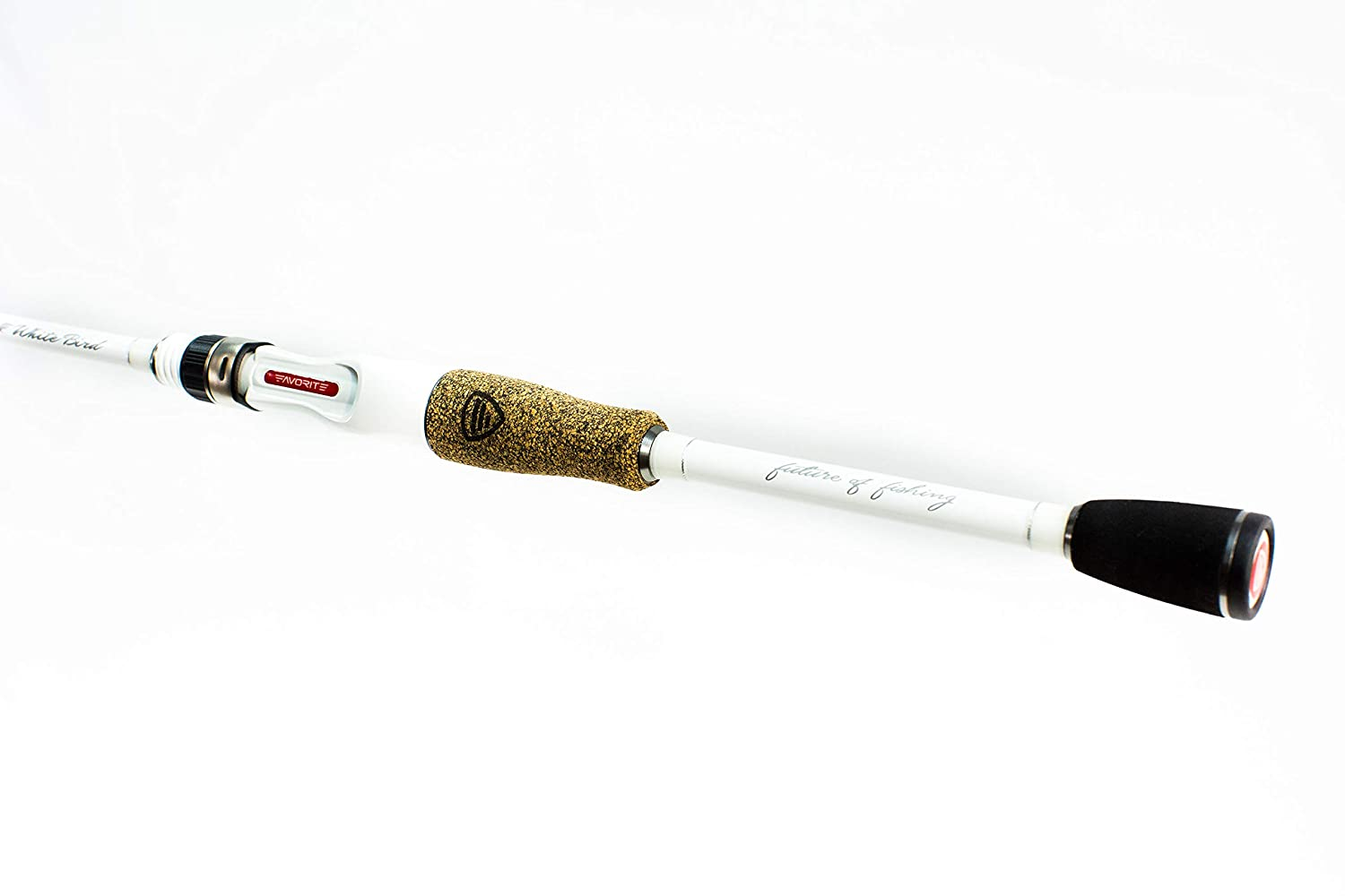 FAVORITE White Bird Powered Casting Rod