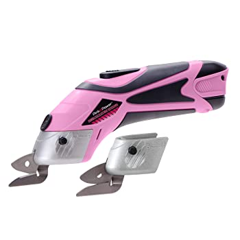 Pink Power Cordless Shears Cutting Tool