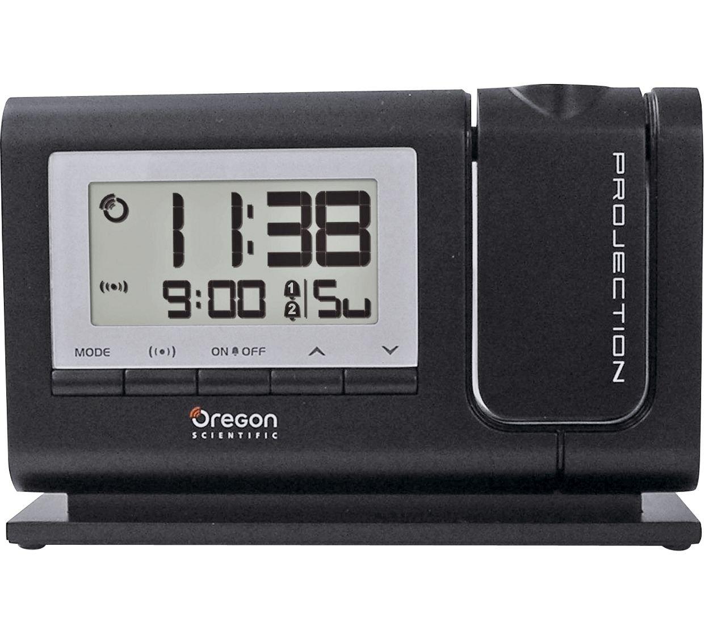Oregon Scientific Classic Projection Reloj Despertador: Amazon.es ...