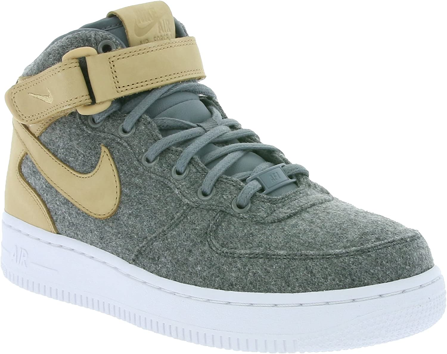 Nike air Force 1 '07 mid PRM Womens Trainers 805292 Sneakers Shoes
