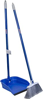 Quickie Stand and Store Stand & Store Long Handle, Upright Broom
