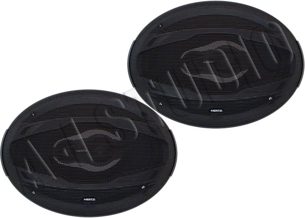 Hertz Audio HCX 690 Hi-Energy 3-Way Coaxial Speakers