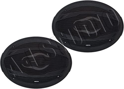 "Hertz Audio HCX 690 (HCX690) Hi-Energy 6"" x 9"" Coaxial Speakers"