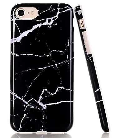 iphone 8 black marble case