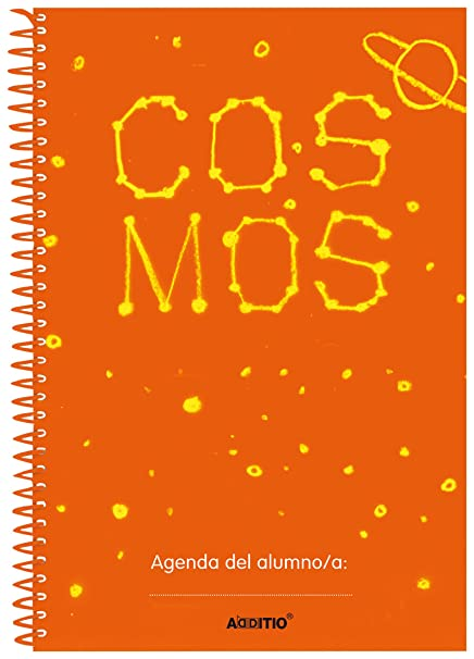 Additio A112-E - Agenda Cosmos para escuela infantil, 3 a 8 ...