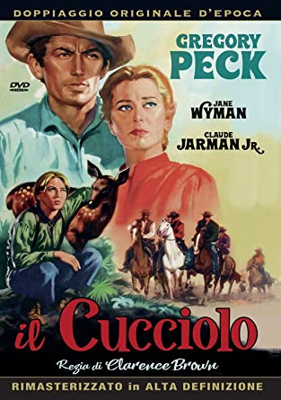 Amazon com: The Yearling (1946): Gregory Peck, Jane Wyman
