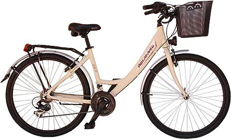 Bicicleta de Paseo Rocasanto Bella Al, Ruedas 26\